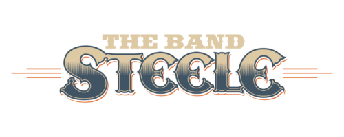The Band Steele New Logo