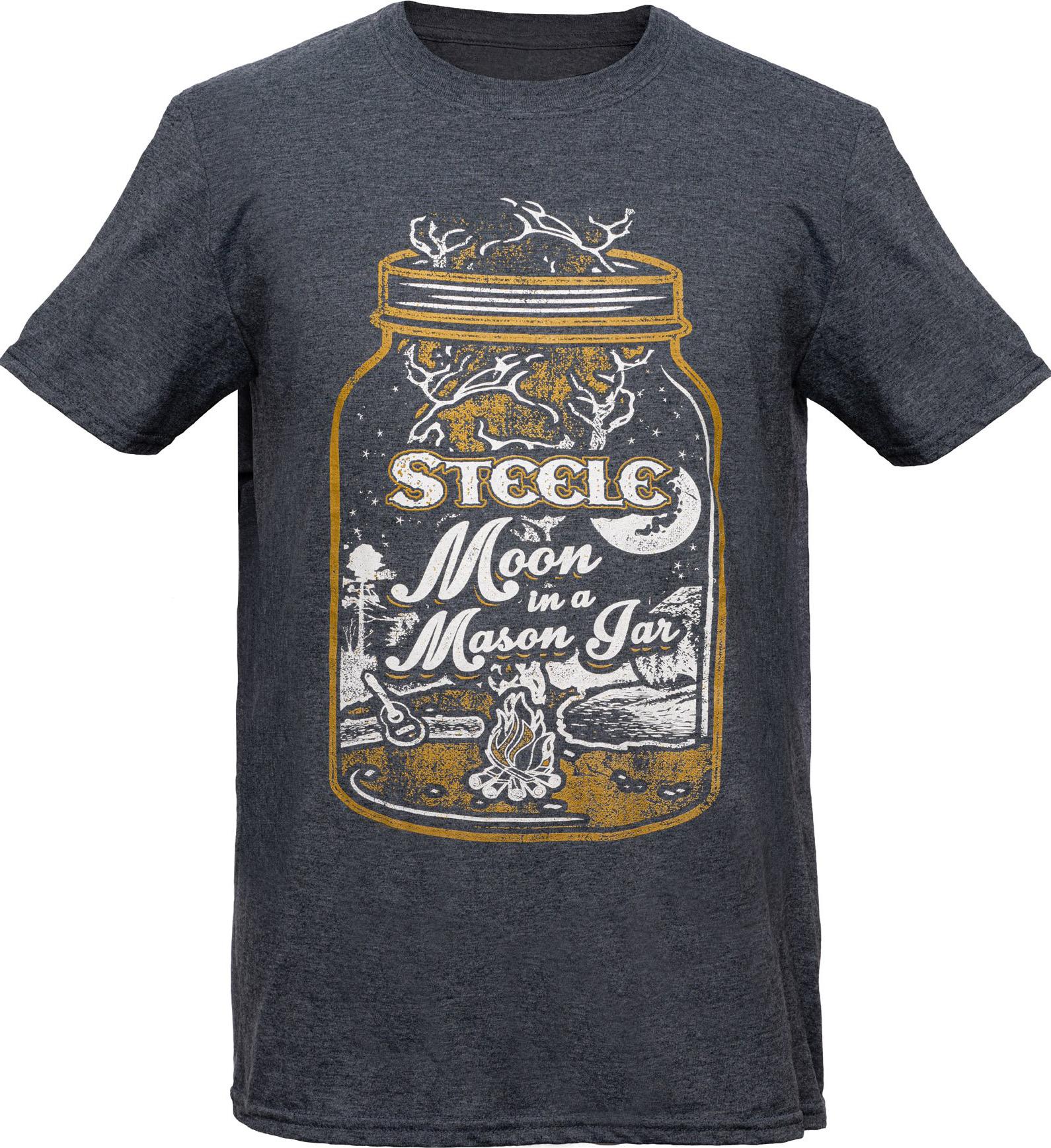 Moon In A Mason Jar Shirt